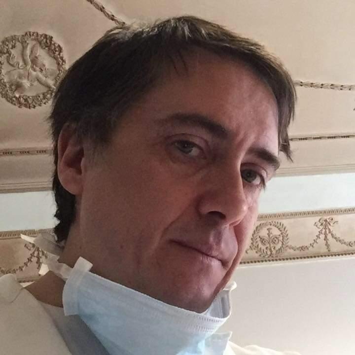 Foto del dottor Alberto Maltagliati