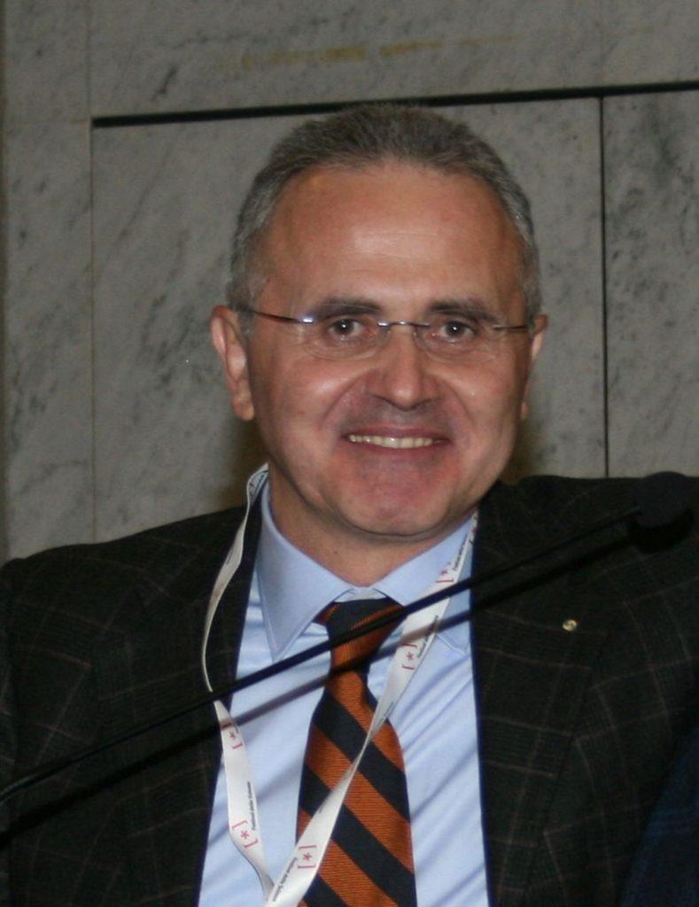 Foto del dottor Luigi Rubino